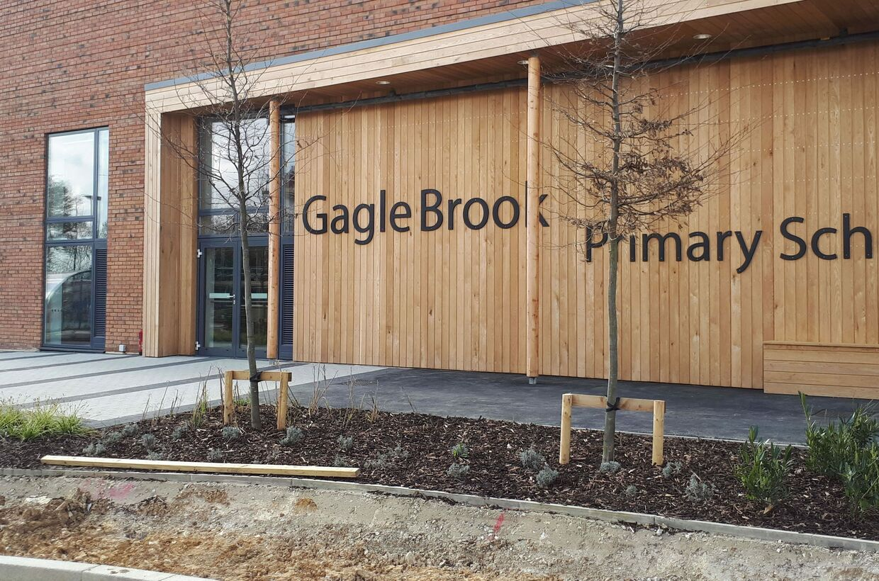 Gagle Brook Primary School to become the UK's First 'One Planet' School