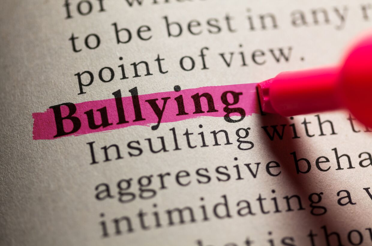 Zero Tolerance: Clamping Down on Bullying